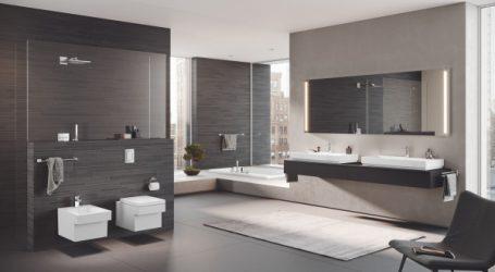 GROHE Ceramics Lines parfait conçus pour une salle de bains parfaitement coordonnée