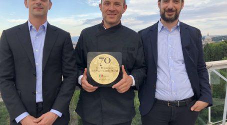 BOCCACCIO CLASSÉ PARMI LES 70 MEILLEURS RESTAURANTS ITALIENS AVEC PIZZERA DANS LE MONDE