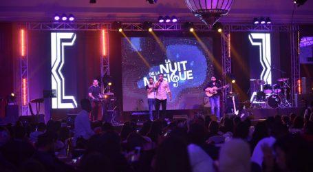 Une Première édition réussie haut la main pour: La Nuit de la Musique au Mazagan Beach & Golf Resort
