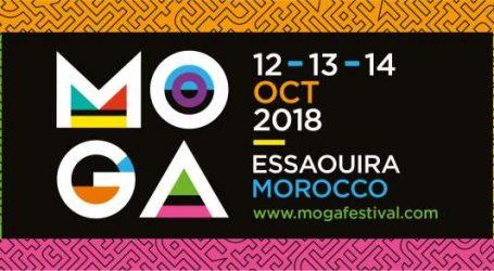 MOGA FESTIVAL – Du 12 au 14 octobre 2018 à Essaouira