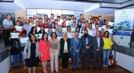 Programme d'employabilité des jeunes dans les métiers verts « Green Chip » – Fondation Attijariwafa Bank et l'association AL JISR