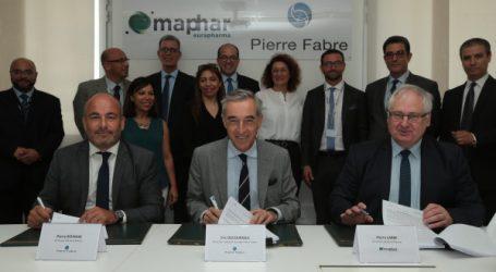 MAPHAR et PIERRE FABRE renforcent leur partenariat pour la distribution au Maroc
