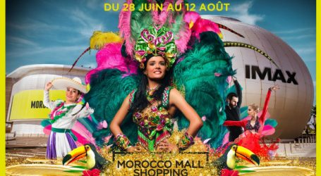 4ème édition du Morocco Mall Shopping Festival