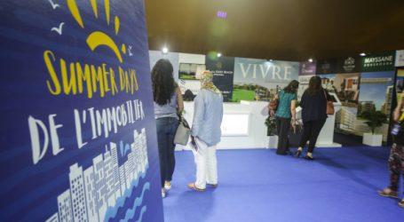 Summer Days de l'Immobilier … Plus de 1500 personnes ont visité le Salon depuis son ouverture