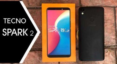 Lancement de TECNO SPARK 2, nouveau smartphone de TECNO Mobile