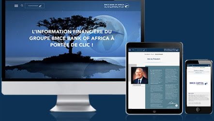 LANCEMENT DU NOUVEAU SITE WEB DE LA COMMUNICATION FINANCIÈRE DE BMCE BANK OF AFRICA
