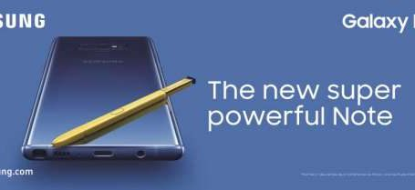 Le nouveau Galaxy Note9 super puissant : pour tous ceux qui veulent les dernières innovations