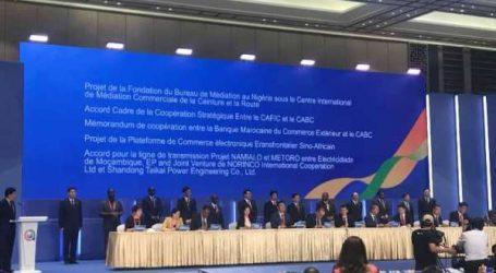 BMCE Bank of Africa signe un partenariat avec China Africa Business Council