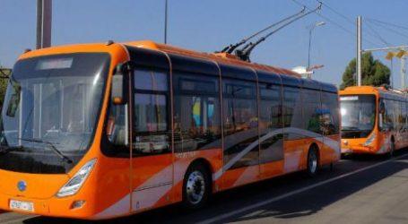 Marrakech: les bus électriques, une réalité