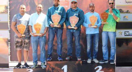 Succès de la 2e étape de la Morocco Bass League 2018 organisée par l'Union Marocaine du BlackBass