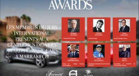 6ème édition des Gentlmen Drivers Awards Modern &Classic Cars