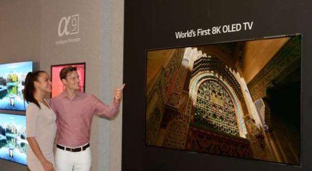 Le marché de la télévision OLED augmentera 10 fois au cours des 10 prochaines années