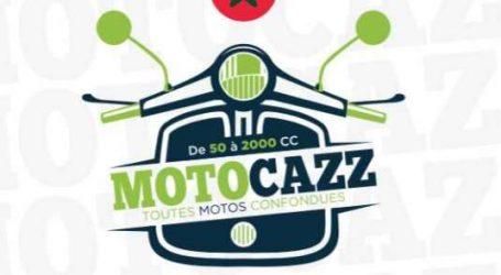 La 1ère édition du Motocazz officiellement lancée