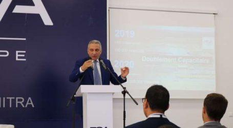 Le Groupe PSA double la capacité de son site de production de Kenitra au Maroc
