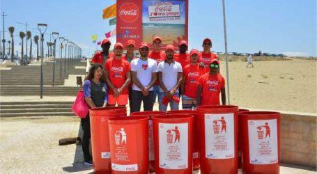 Opération « Coca-Cola J'aime ma plage » : Clôture de l'édition 2018 pour Coca-Cola Maroc et ses embouteilleurs