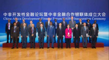 Participation du groupe Attijariwafa bank à la cérémonie de fondation de China Africa Inter- Bank Association (CAI à Pékin
