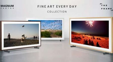 "Samsung s'associe à Magnum Photos pour présenter Collection ""Fine Art, Everyday"" sur la Télévision the Frame"