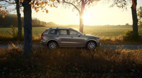 Volvo XC90 : Voyagez en première classe tous les jours