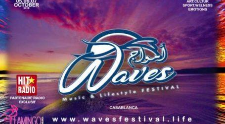 Waves Festival: un nouveau concept festif alliant arts, bien-être et sport voit le jour au Maroc