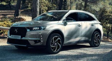 DS 7 CROSSBACK E-TENSE 4×4 : L'HYBRIDE HAUTE PERFORMANCE BY DS