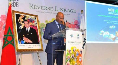Reverse Linkage: la Banque Islamique de Développement à Rabat lance une publication dédiée