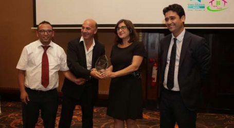 Une nouvelle distinction pour Sindibad Beach Resort qui décroche les Green Solutions Awards 2018