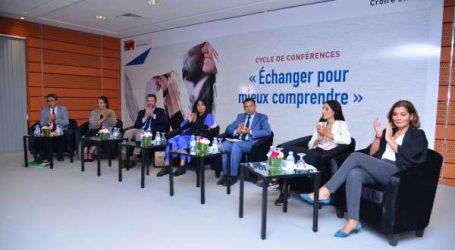 la Fondation Attijariwafa bank a organisé une conférence débat à Marrakech