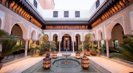 Mamounia: meilleur hôtel au monde d'après le CN Traveler