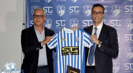 Foot: STG Télécom sponsor de l'Ittihad de Tanger