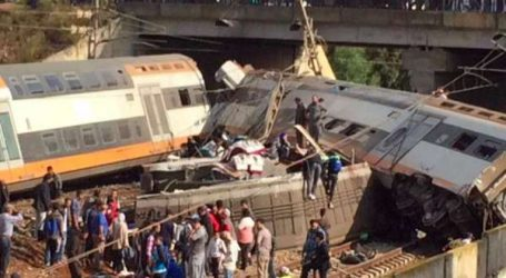 Train/Déraillement: le chauffeur poursuivi pour homicide involontaire