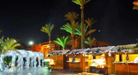 Village de noël Palmeraie Resorts répand la joie des fêtes de fin d'année