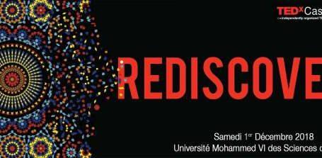 TEDxCasablanca, le grand retour … Samedi 1er Décembre à l'Université Mohammed VI  des Sciences de la Santé