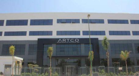 Artco s'agrandit et dévoile sa nouvelle unité de production
