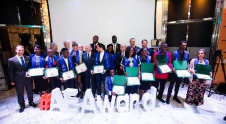 BMCE Bank of Africa consacre 13 lauréats de l'African Entrepreneurship Award 2018