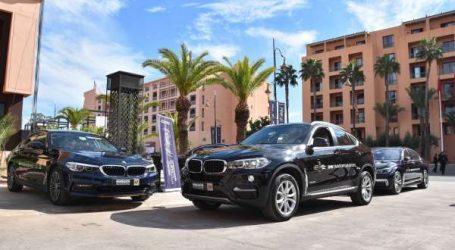 BMW Transporteur Officiel de la 17ème édition du FIFM