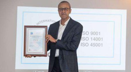 TGCC, première entreprise marocaine du secteur du BTP à être certifié QHSE et ISO 45001 V2018