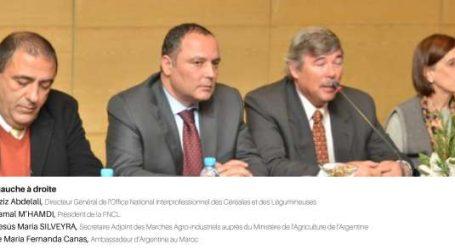 la FNCL reçoit une délégation du ministère de l'Agriculture Argentine