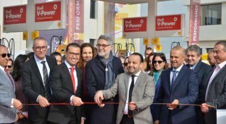 Vivo Energy Maroc continue d'innover et  inaugure la nouvelle station Shell « Parc Bouskoura »
