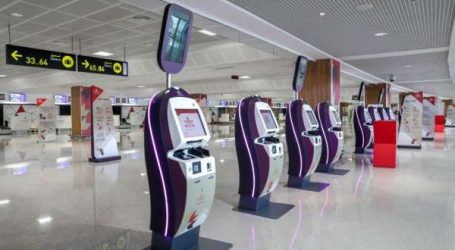 RAM entame le transfert de ses vols au départ de Casablanca vers le Terminal 1 de l'Aéroport International Mohammed V