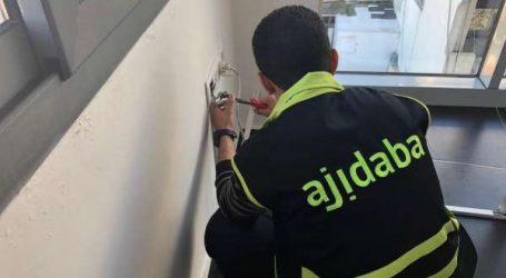 Après le franc succès à Casablanca et Fès, c'est à Rabat qu'Ajidaba propose ses services
