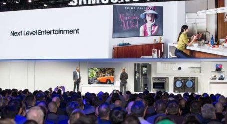 Samsung présente l'avenir de la vie connectée au CES 2019