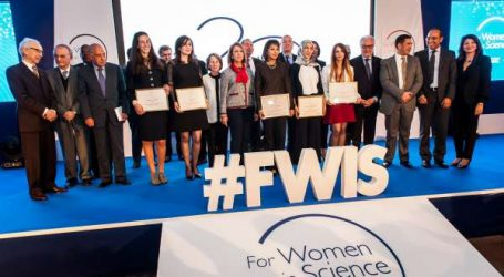 LANCEMENT DE L'INITIATIVE AU MAROC MEN FOR WOMEN IN SCIENCE