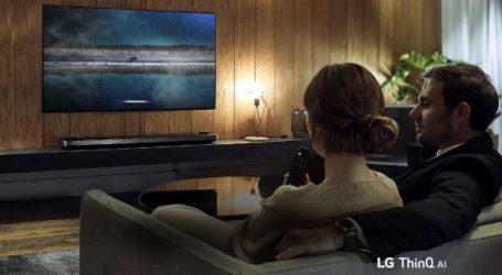 LG redéfinit l'expérience utilisateur sur ces nouveaux téléviseurs LG