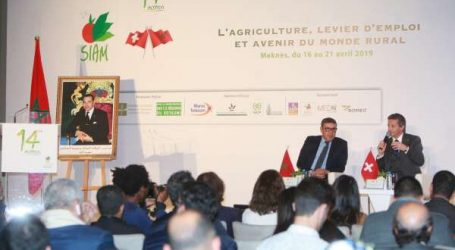 14ème ÉDITION DU SALON INTERNATIONAL DE L'AGRICULTURE AU MAROC