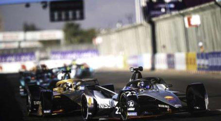 Pour la première fois au Maroc, Nissan e.dams participe à la Formula E électrique sur circuit urbain à Marrakech