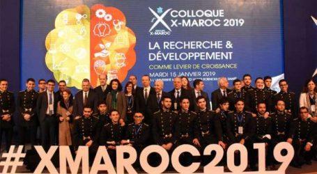 8ème édition du colloque X-Maroc sur le thème « La Recherche & Développement comme levier de croissance »