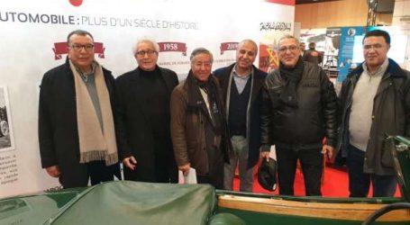 Le Maroc participe pour la première fois au salon Rétromobile