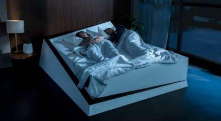 Smart Bed : Un lit avec système d'aide au maintien dans la voie signé Ford