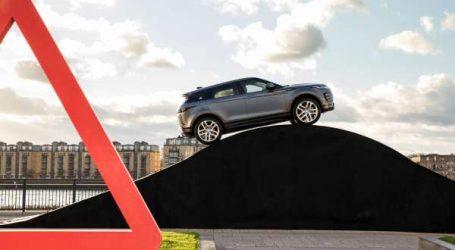 VIDEO – Le nouveau Range Rover Evoque démontre ses capacités tout-terrain en plein centre de Londres