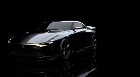 GT-R 50 Dubaï L'exclusive Nissan GT-R 50 par Italdesign fait son apparition au Moyen Orient